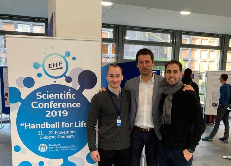 Elismerés a kölni EHF konferencián