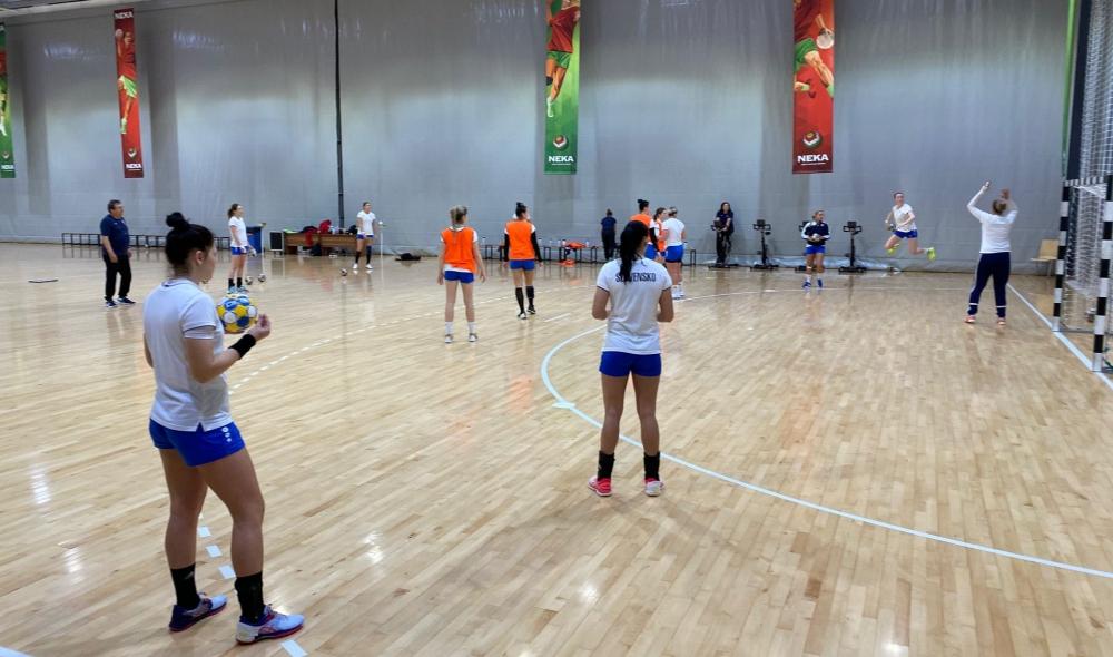 Szlovák edzőtábor Bogláron